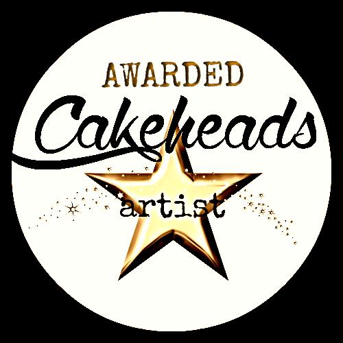 Cakeheads Awarded Artist Badge new