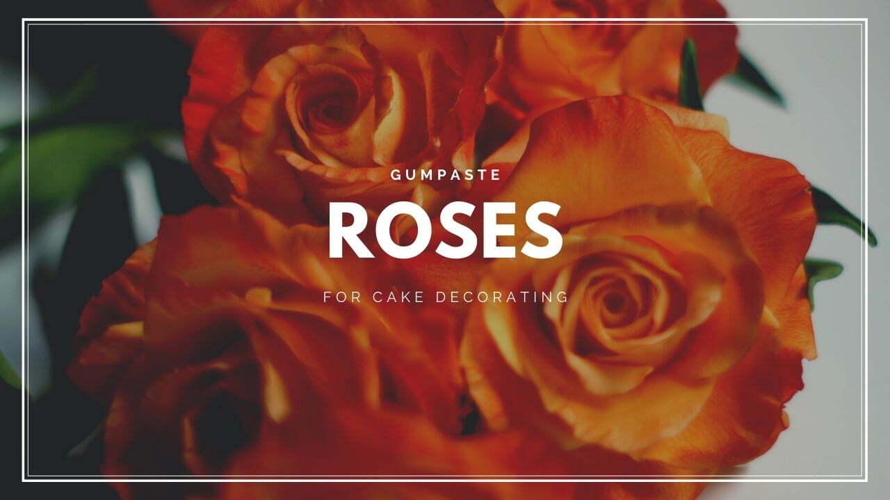 ArtOfCakeNY Gumpaste Roses