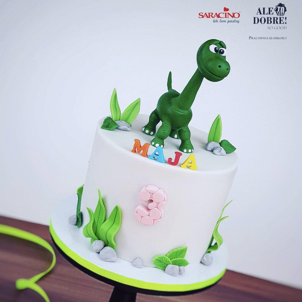 AletoDobre DinosaurCake