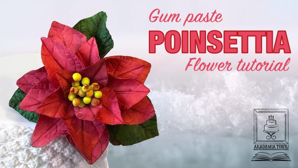 Edible Poinsettia Tutorial